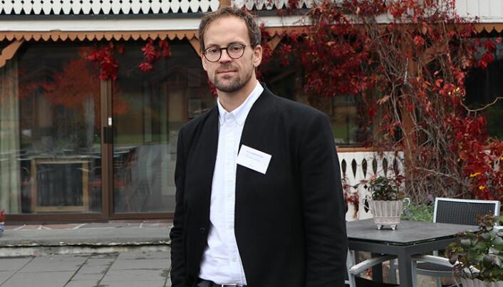 Politisk rådgiver Martin Kaasgaard Nielsen i Advokatforeningen.