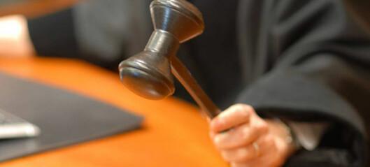 Domstolleder tapte klagesak mot advokat