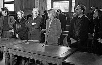 Forsvarergruppen av 1977: Historien i korte trekk