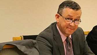 Advokat Steingrim Wolland er styreleder i advokatfirmaet Rogstad.
