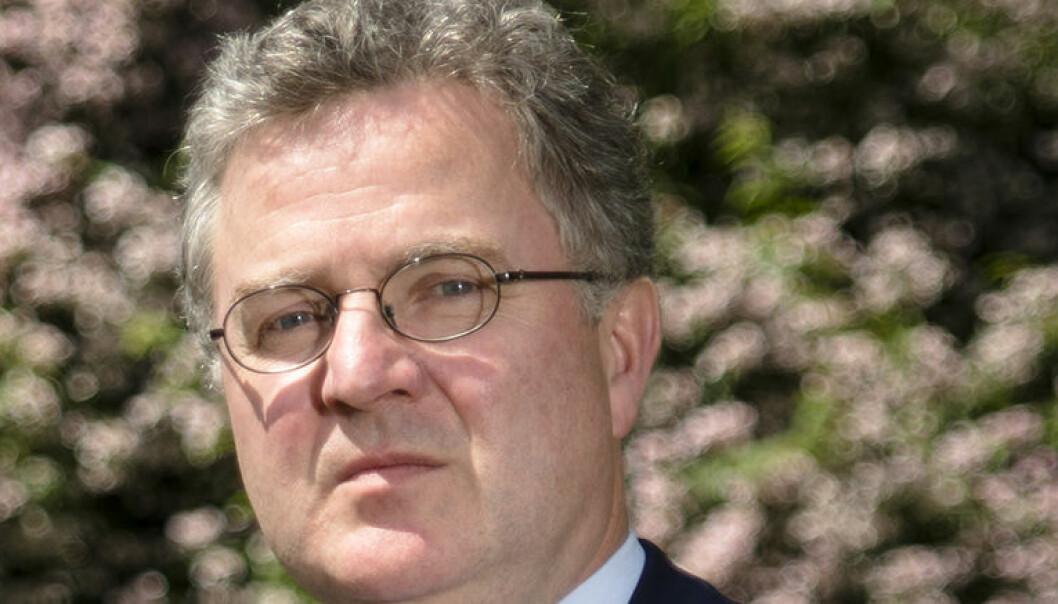 Schjødt-advokat Halvard Helle. Foto: Robert Eik