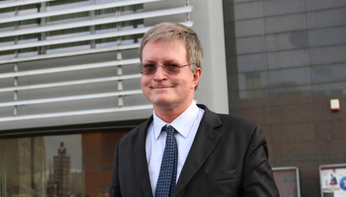 <html><head></head><body> – Polen er i en veldig vanskelig situasjon, sier advokat Jędrzej Klatka til Advokatbladet. Han er Polens representant i den europeiske Advokatforeningen, CCBE, og arbeider for å gjøre situasjonen i landet kjent utenlands.</body></html>