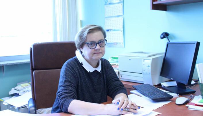 <html><head></head><body> – Loven om ulik pensjonsalder er et klart brudd på internasjonale likestillingslover og menneskerettigheter, sier professor til Advokatbladet Barbara Mikolajczyk.</body></html>