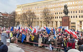 Tredobler skilsmissegebyret i Polen: - Svekker mulighetene til de svakeste
