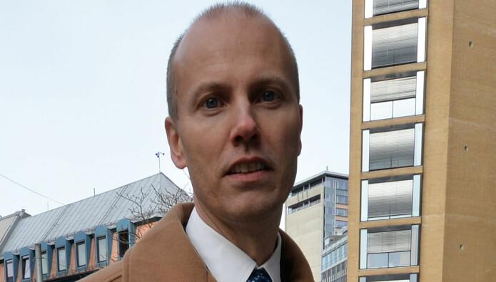 Arild Dyngeland var sentral i arbeidet med Advokatforeningens rettshjelpaksjon i 2015.