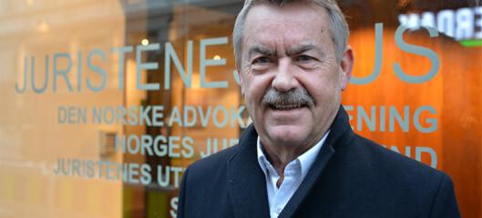 Han er Norges eldste advokatfullmektig!