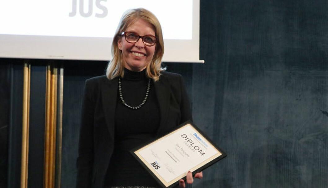 Thommessen-partner Siri Teigum ble hyllet som beste advokat i kategorien Konkurranserett - ikke for første gang.