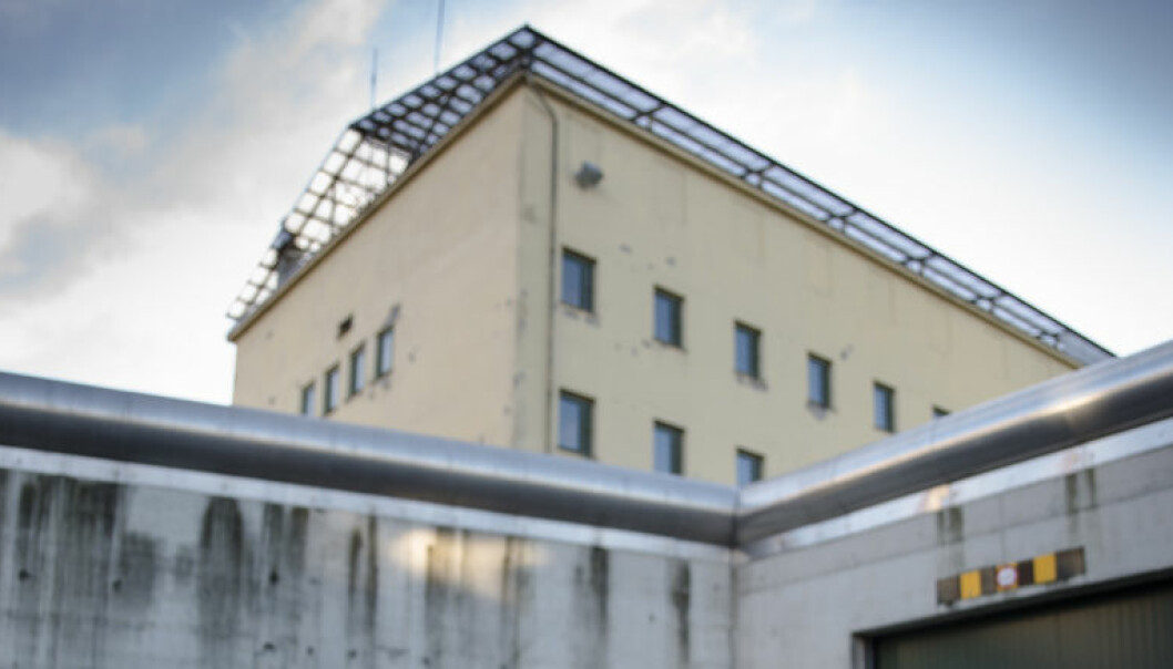 Regjeringen bevilger også midler til å ruste opp Oslo fengsel som er et av fengslene i landet med størst vedlikeholdsbehov.