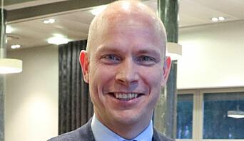 Managing partner Sverre Tyrhaug i Thommessen kan glede seg over at firmaets Stavanger-avdeling vokser.