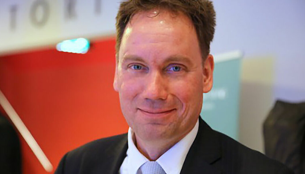 Eric Vermeulen må være framoverlente i møte med den teknologiske utviklingen. Foto: PhotonDelta