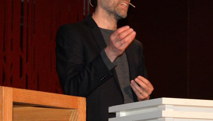Professor Jørn Jacobsen.