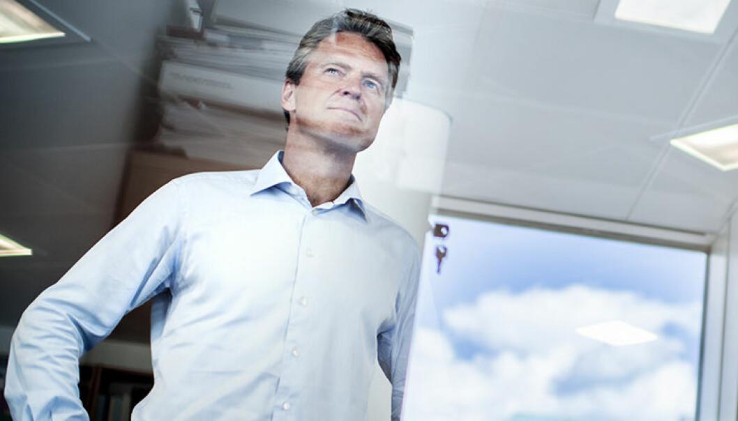 Jens Johan Hjort var svært populær ordfører i Tromsø fra 2011 til 2015. Nå er planene om å igjen stille til valg som ordfører i hjembyen, stanset. Foto: Henrik Evertsson