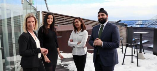 Nå vil flere minoritetsstudenter bli forretningsadvokater