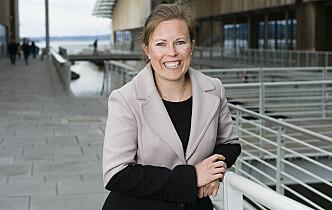 Hun blir ny partner i Wikborg Rein