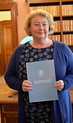 Det var i mars i fjor at Høyesterett laget en veiledning til advokater. Den ble i går publisert i oppdatert utgave.