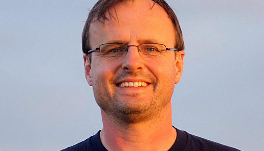 Håkon Wium Lie er initiativtaker og mediekontakt for Rettspraksis.no. Foto: Kmosman