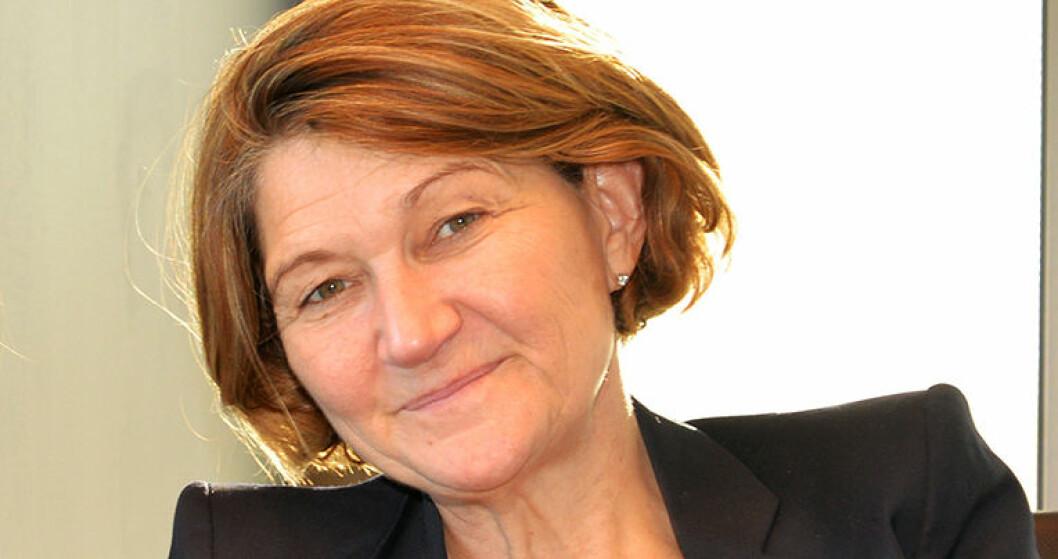 Susanne Munch Thore er nestleder i Advokatforeningen. Foto: Nina Schmidt