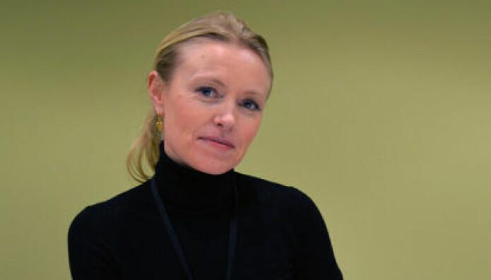 Seniorrådgiver Anette Bleikelia Musæus har arbeidet med advokatlovforslaget siden det ble lagt frem i 2015. Foto: Nina Schmidt