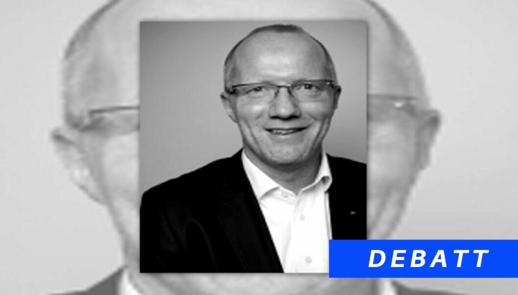 Generalsekretær i Norsk Redaktørforening, Arne Jensen, mener at muligheten til å lese rettsavgjørelser ikke burde begrenses av en betalingsmur. Foto: Heiko Junge