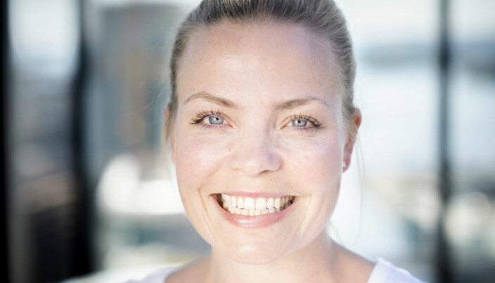 Kristine Hasle Øverby er en av åtte kvinnelige partnere i Wiersholm.