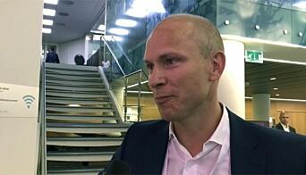 Managing partner Sverre Tyrhaug i Thommessen skal bidra på konferansen.