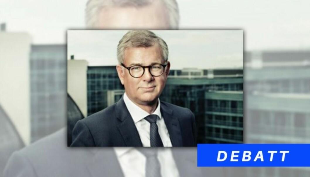 Advokat Frode Elgesem ledet ad hoc-utvalget som lagde veiledningen for advokater om næringsliv og menneskerettigheter.