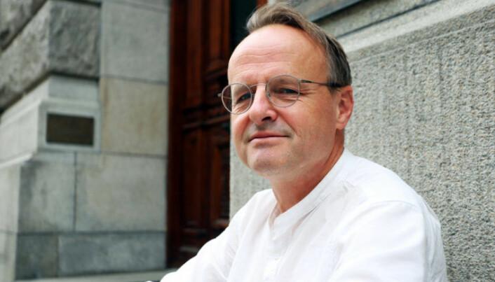 <html><head></head><body> Håkon Wium Lie, en av to initiativtakere bak Rettspraksis.no, håper debatten om rettsavgjørelser ender med full åpenhet uten vederlag. Foto: Thea N. Dahl</body></html>