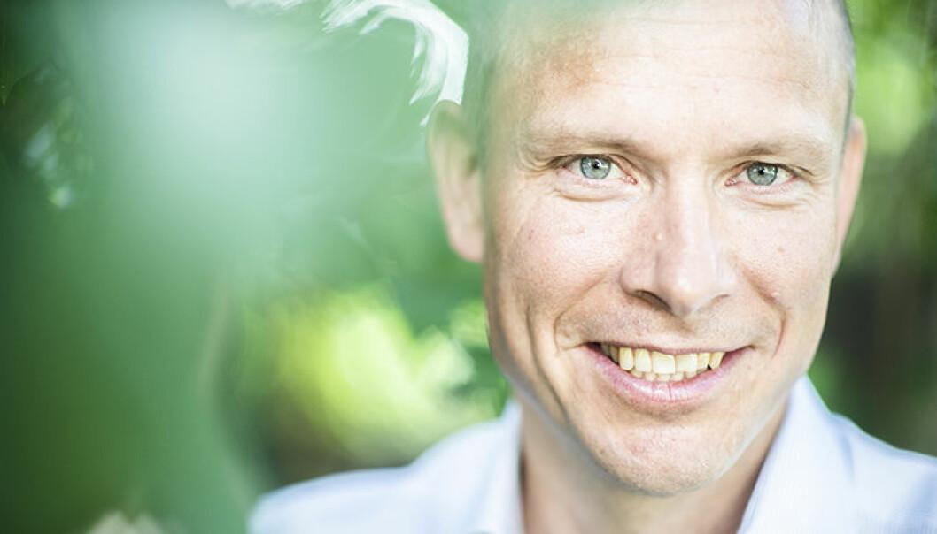 Managing partner Sverre Tyrhaug kan glede seg over heder til firmaets M&A-avdeling.