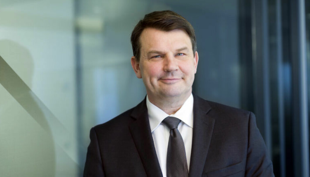 Justisminister Tor Mikkel Wara vil gjenbruke forklaringer i ankesaker. Foto: First House