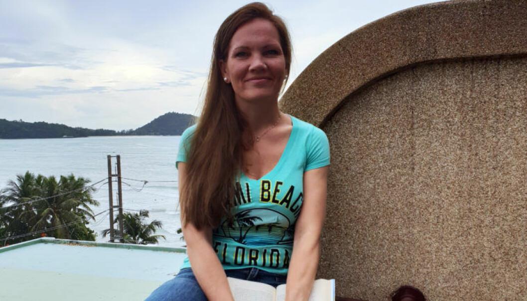 Maria Hessen Jacobsen mener fleksibilitet og lærevillighet er de viktigste egenskapene for å lykkes som advokat. Foto: Privat