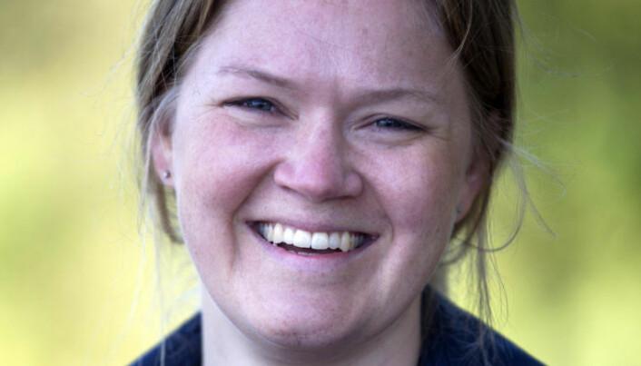 Ingrid Lauvås. FOTO: Privat