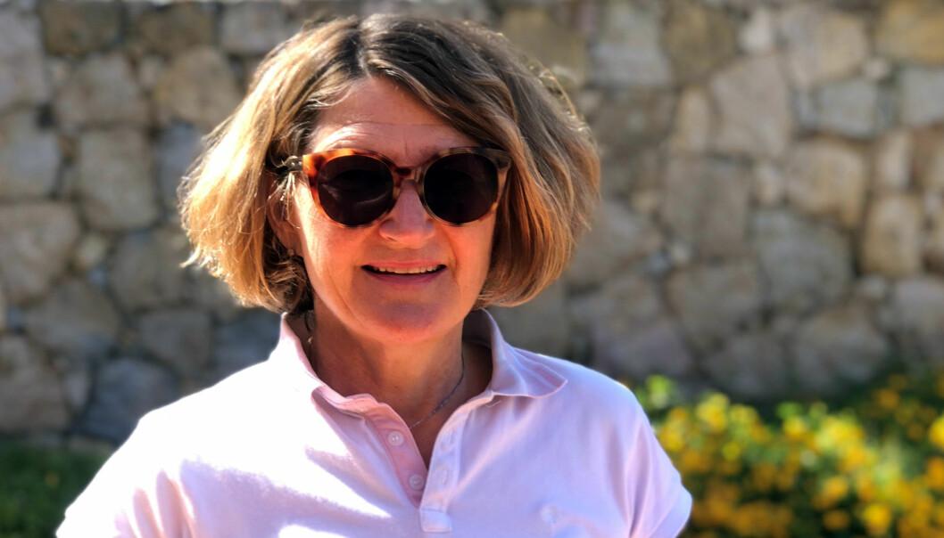 Advokat Susanne Munch Thore ser mest opp til kvinner som kjemper andre kvinners sak. FOTO: Privat