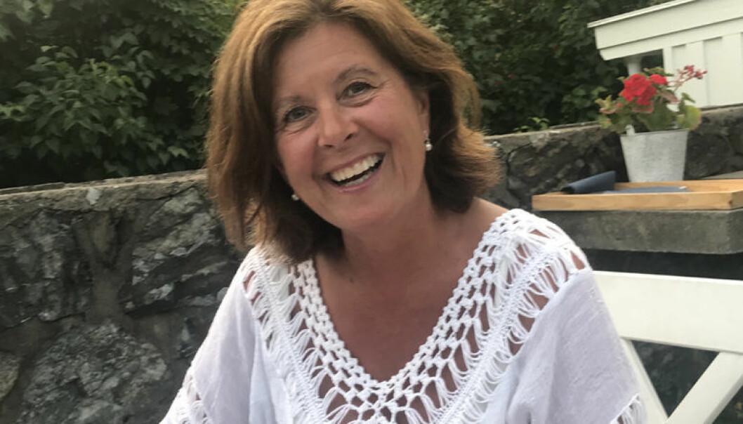 Leder av Oslo krets, Else Marie Merckoll.