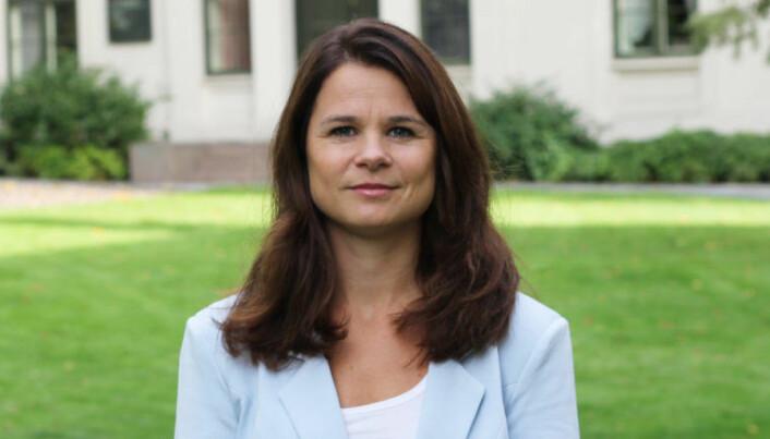 <html><head></head><body> Vibeke Blaker Strand forsker, underviser og veileder i hovedsak om menneskerettigheter, diskriminerings- og likestillingsrett, statsrett, velferdsrett og metode. FOTO: UiO</body></html>