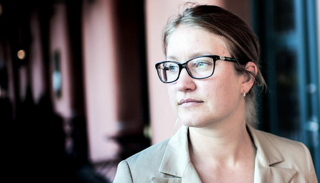 Tina Storsletten Nordstrøm ser frem til å jobbe med mangfold i advokatbransjen på flere måter.