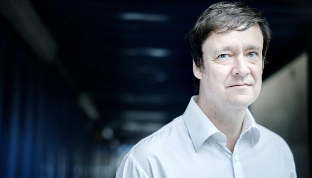 John Christian Elden fikk delvis medhold i ny Høyesterettsdom om uskyldspresumpsjonen.  Foto: Henrik Evertsson