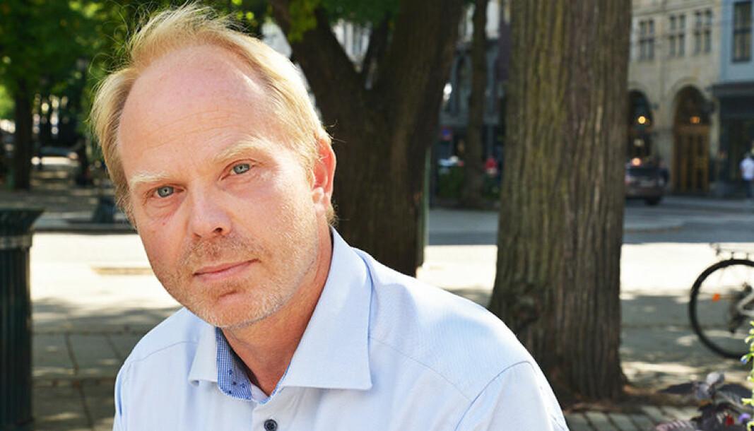 Tilsynsrådets nestleder Dag Eriksen.