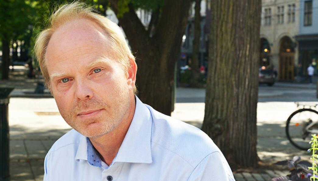 Assisterende direktør Dag Eriksen i Tilsynsrådet er ikke imponert over kritikken fra Rui. Foto: Nina Schmidt