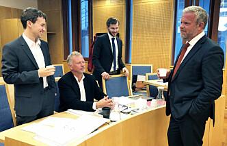 Torsdag startet forhandlingene mellom Lovdata og Rettspraksis.no