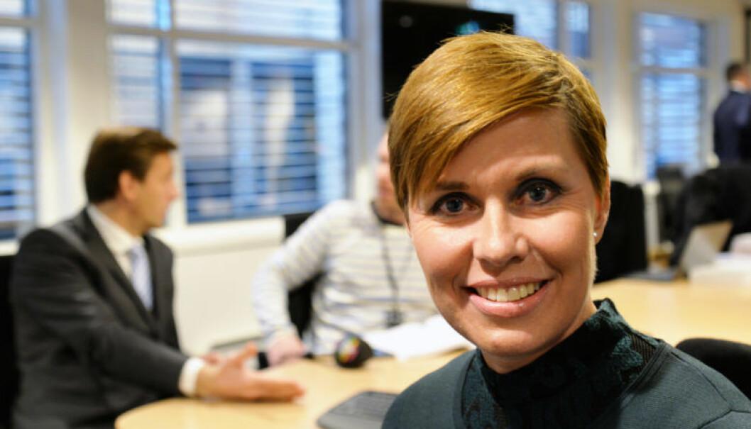 Advokat Ina Lindahl Nyrud i Norsk journalistlag mener lovendringen undergraver pressens samfunnsrolle.