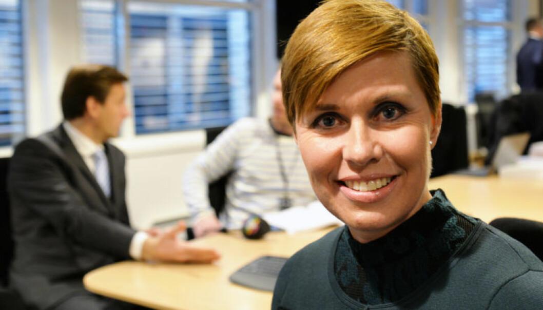 Ina Lindahl Nyrud. Foto: Nina Schmidt