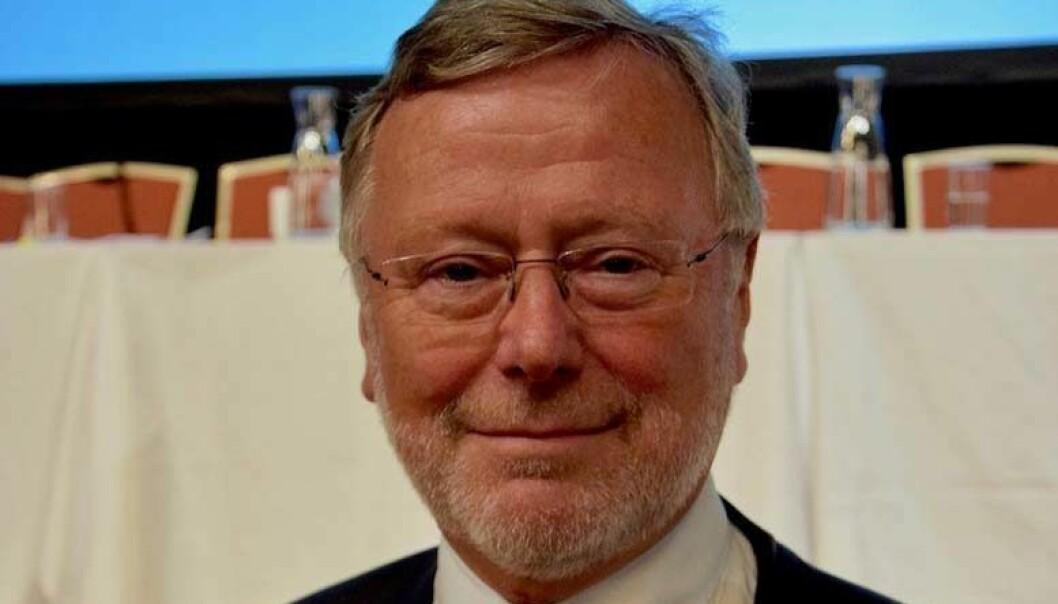 Leder av dommerforeningen Wiggo Storhaug Larssen er tilfreds med å bli hørt. Foto: Dommerforeningen