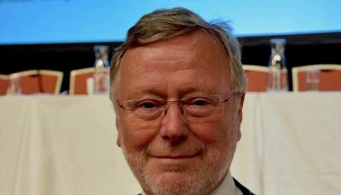 <html><head></head><body> Leder av dommerforeningen Wiggo Storhaug Larssen er tilfreds med å bli hørt. Foto: Dommerforeningen</body></html>