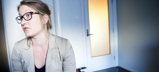 En av to kvinnelige advokater mobbes på jobb