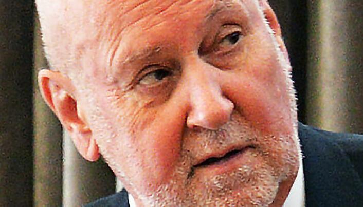 Carl Baudenbacher er tidligere president i EFTA-domstolen.
