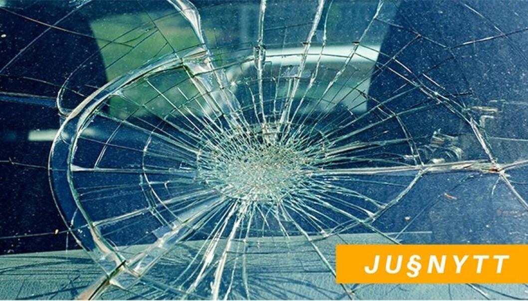 Spørsmålet Høyesterett tok stilling til, er om trafikkforsikringsselskapets ansvar etter bilansvarsloven § 4.  Illustrasjonsfoto: Istockphoto.com