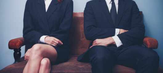 Mager økning av antall kvinnelige partnere