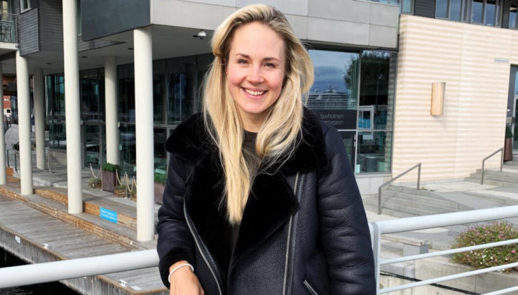 Elise Johnsen Kirkhus er CEO i BAHR Leap og brenner for å fremme teknologi som kan effektivisere advokatenes arbeidshverdag.