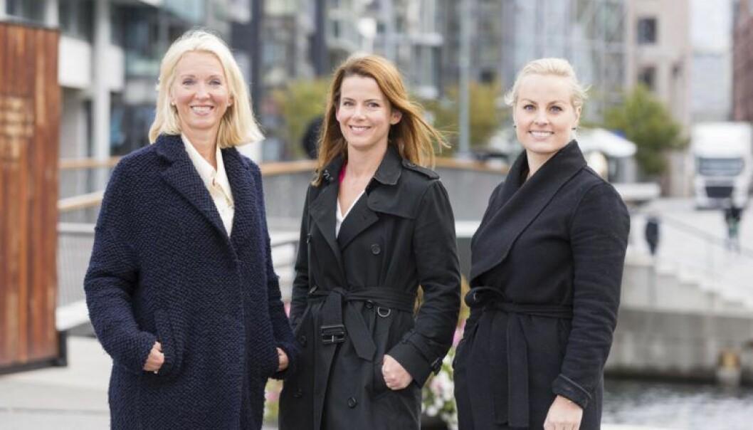 Løft blikket og reflekter over hvor du vil, og ha en dialog med dine overordnende om hvordan du skal komme deg dit, råder Anne Kjølseth Ekerholt, Ellen Teresa Heyerdahl og Anne-Sofie Rolfsjord.