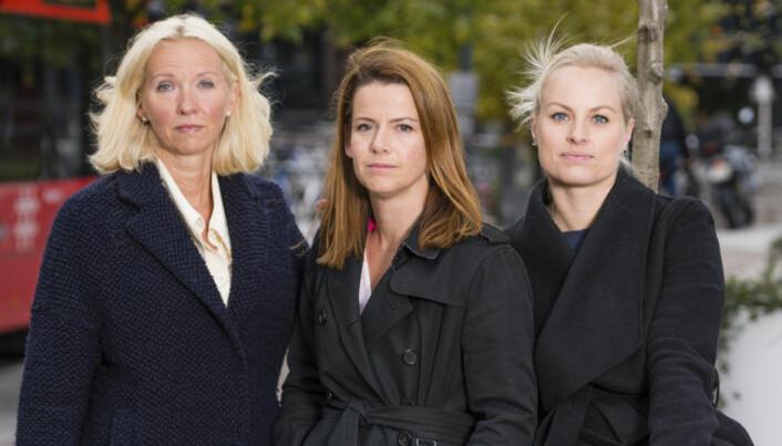 <html><head></head><body> Det er store lønnsforskjeller i advokatbransjen fordi få kvinner velger forretningsjus, viser Advokatforeningens bransjeundersøkelse.</body></html>